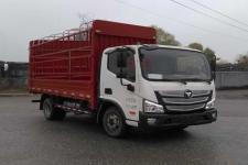 福田奥铃国五单桥仓栅式运输车118-150马力5吨以下(BJ5048CCY-FE)