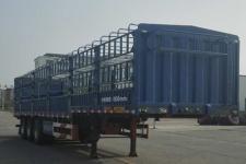 霸申特牌BST9375CCYE型仓栅式运输半挂车图片