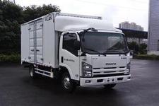 五十鈴牌QL5043XXYA5HA型廂式運輸車