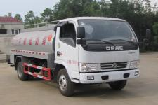 国五东风多利卡鲜奶运输车