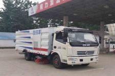 國五東風多利卡洗掃車:2方水/4方塵