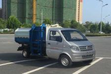 国五东风小康压缩式对接垃圾车