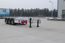 霸申特12.5米34吨3轴集装箱运输半挂车(BST9401TJZ)