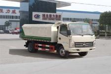 国五凯马3方密封式垃圾车