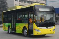 宇通牌ZK6850CHEVPG27型混合动力城市客车图片