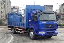 东风柳汽国五单桥仓栅式运输车160-218马力5-10吨(LZ5180CCYM3AB)