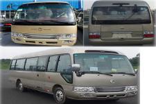 金旅牌XML6700J38T型客车图片4