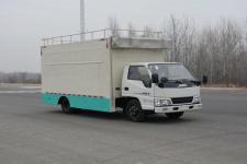 江铃国五4米2流动餐车