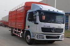陕汽重卡国五单桥仓栅式运输车165-245马力5-10吨(SX5180CCYLA12)