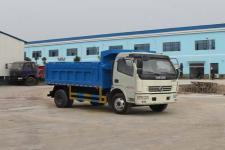 东风多利卡密闭式桶装垃圾车报价直销13607286060
