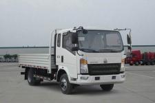 豪沃国五单桥货车143马力1735吨(ZZ1047F331BE145)
