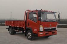 豪沃牌ZZ3047C3413E141型自卸汽車