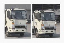 豪沃牌ZZ3047C3413E141型自卸汽车图片