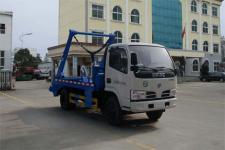 天威缘牌TWY5070ZBSE5型摆臂式垃圾车