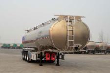 万事达11.2米33.6吨3轴铝合金食用油运输半挂车(SDW9400GSY)
