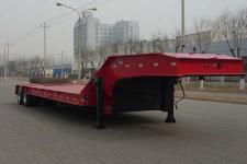威腾12.2米28吨4轴低平板半挂车(BWG9406TDP)