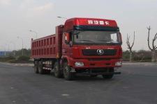 陕汽重卡 德龙X3000 500马力 8X4 8米自卸车(SX3310XC61B)
