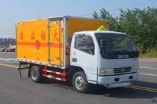 国五东风多利卡4米2易燃气体厢式运输车价格直降8000
