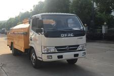 国五东风多利卡高压清洗车           13872879577