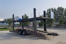 华鲁业兴11.2米11.5吨2轴中置轴车辆运输挂车(HYX9170TCL)