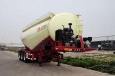 万事达9.4米31.5吨3轴低密度粉粒物料运输半挂车(SDW9409GFL)