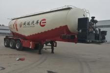 成事达8.7米32.5吨3轴中密度粉粒物料运输半挂车(SCD9409GFL)
