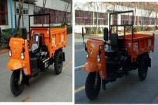 时风牌7YP-1775DC4型自卸三轮汽车图片