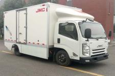 纯电动4.2米厢式运输车
