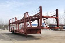 新欣鑫馨13.8米14.2吨2轴乘用车辆运输半挂车(LKD9220TCC)
