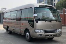 7米 10-23座金旅纯电动客车(XML6700JEVW0)
