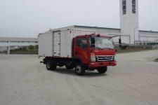 豪曼越野厢式运输车(ZZ2048XXYE27EB1)
