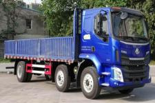 乘龙国五前四后四货车200马力14805吨(LZ1240M3CB)