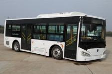 8.1米 15-29座申龙纯电动城市客车(SLK6819UBEVW13)