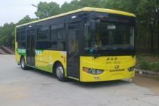 8.2米|14-36座上饶纯电动城市客车(SR6820BEVGS)