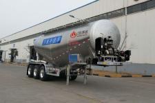 万事达8.8米34.2吨3轴下灰半挂车(SDW9409GXH)