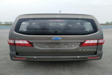 开沃牌NJL6420BEV2型纯电动多用途乘用车图片4
