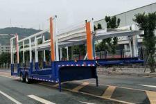 瀚文13.8米12.5吨2轴乘用车辆运输半挂车(GHW9202TCC)