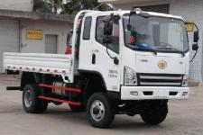 解放平头柴油越野载货汽车(CA2041P40K2L1T5E5A84)