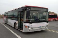 10.5米|14-29座开沃纯电动低入口城市客车(NJL6100EV10)