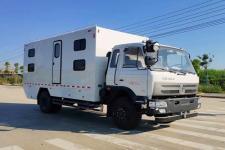東風四驅越野宿營車可最大滿足野外宿營需要   廠家直銷價格最低