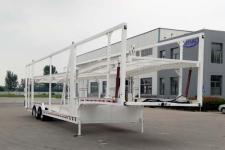 龙挂13.8米17.1吨2轴乘用车辆运输半挂车(LGC9250TCC)