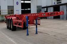 鲁际通12.5米34.3吨3轴集装箱运输半挂车(LSJ9403TJZ)