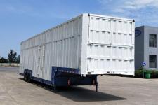 鑫永成13.8米18.6吨2轴车辆运输半挂车(YJH9280TCL)