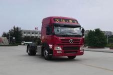 大运单桥牵引车350马力(CGC4180D5DAJD)