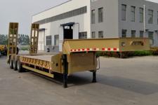 鸿宇达12.5米27.5吨6轴低平板半挂车(WMH9400TDPXZ)