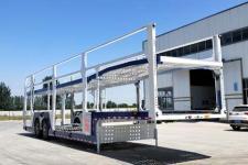 诚信达13.6米17.2吨2轴乘用车辆运输半挂车(MWH9250TCC)