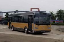 8.2米|19-24座宏远纯电动城市客车(KMT6820GBEV)