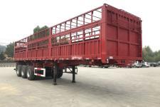 蒙凯12米31.5吨3轴仓栅式运输半挂车(MK9401CCYZ2)