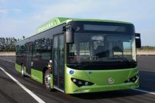 10.5米|18-28座金马纯电动低入口城市客车(TJK6104BEV)
