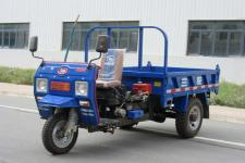 兰驼牌7YP-1450D3型自卸三轮汽车图片